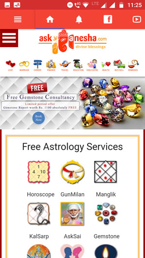 AskGanesha Free Astrology Services